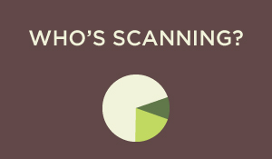 WHO'S SCANNING